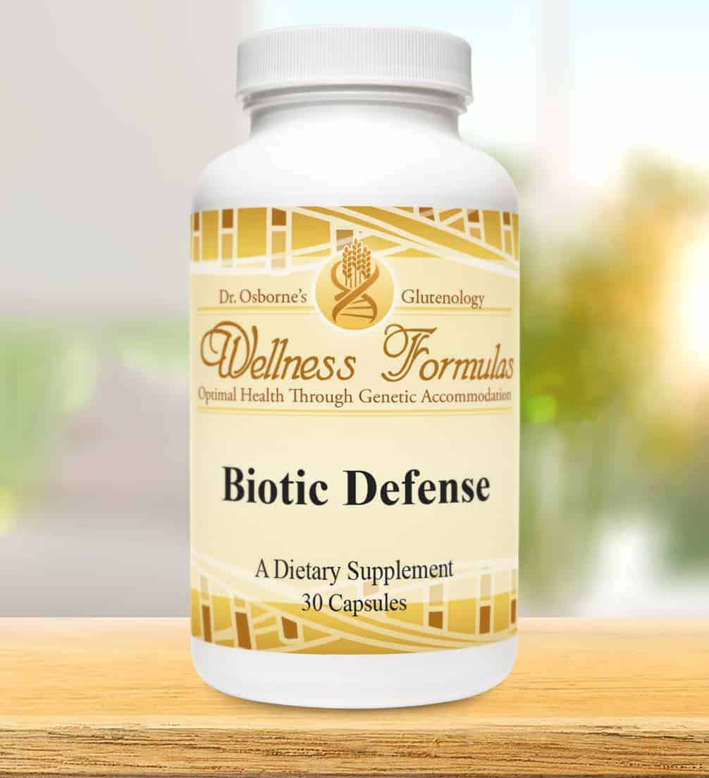 biotic defense gluten free probiotic no grain - Biotic Defense