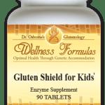 Glutenology Gluten Shield for Kids bottle
