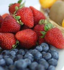 wild berries organic 2 222x244 - Wild Organic Berries - Antioxidants to Improve Intestinal Healing