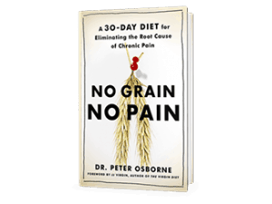 No Grain No Pain book by Dr. Osborne