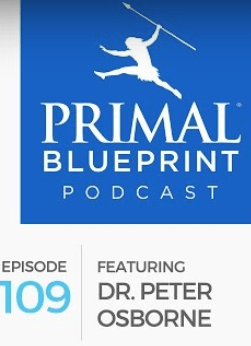 Dr osborne featured on primal blueprint podcast gluten free society tags primal blueprint dr peter osborne no grain no pain malvernweather Choice Image