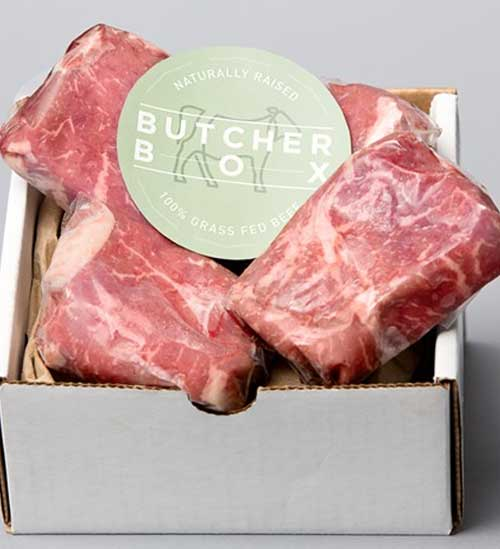 butcher box grass fed meat - Butcher Box - Grass fed meat