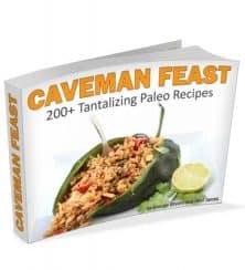 caveman feast 222x244 - Gluten Free Paleo Cookbook