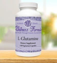 l glutamine 222x244 - L-Glutamine