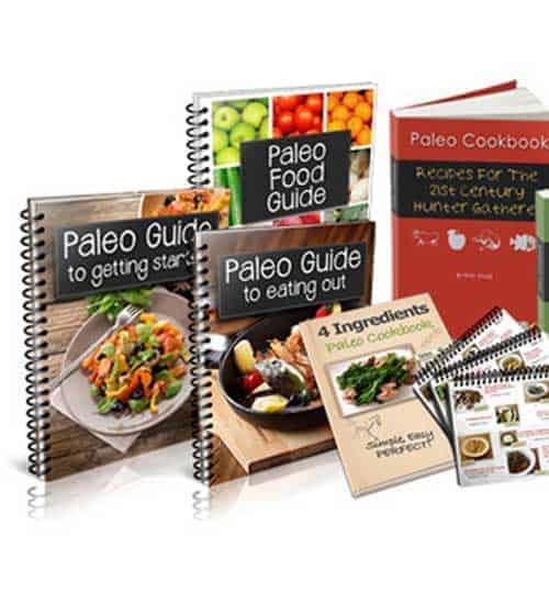 paleo cookbook - Paleo Cookbook Pack