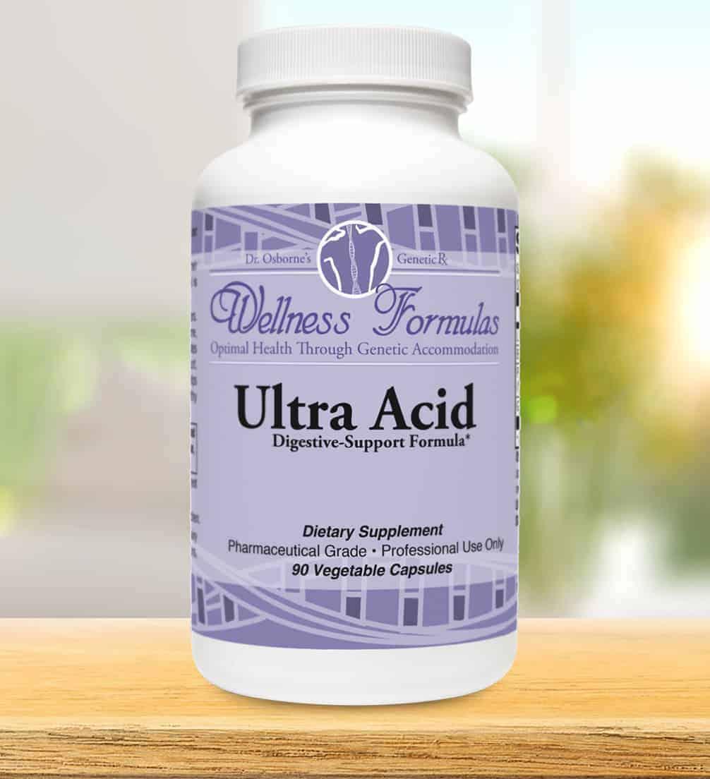 ultra acid front - Ultra Acid