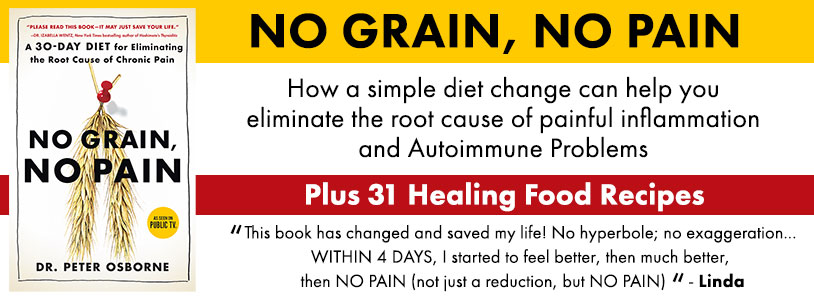 No pain no grain book.