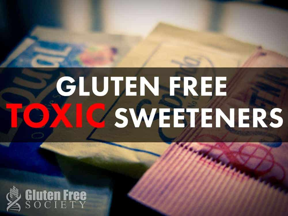 toxic sweeteners and food additives