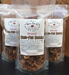 grain free granola gluten free 222x244 - Nora's Food Co. Grain Free Paleo, gluten-free snacks