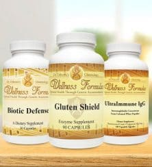 Gluten-Free Supplements
