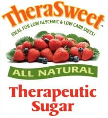 thera 222x244 - TheraSweet – Therapeutic Sugar
