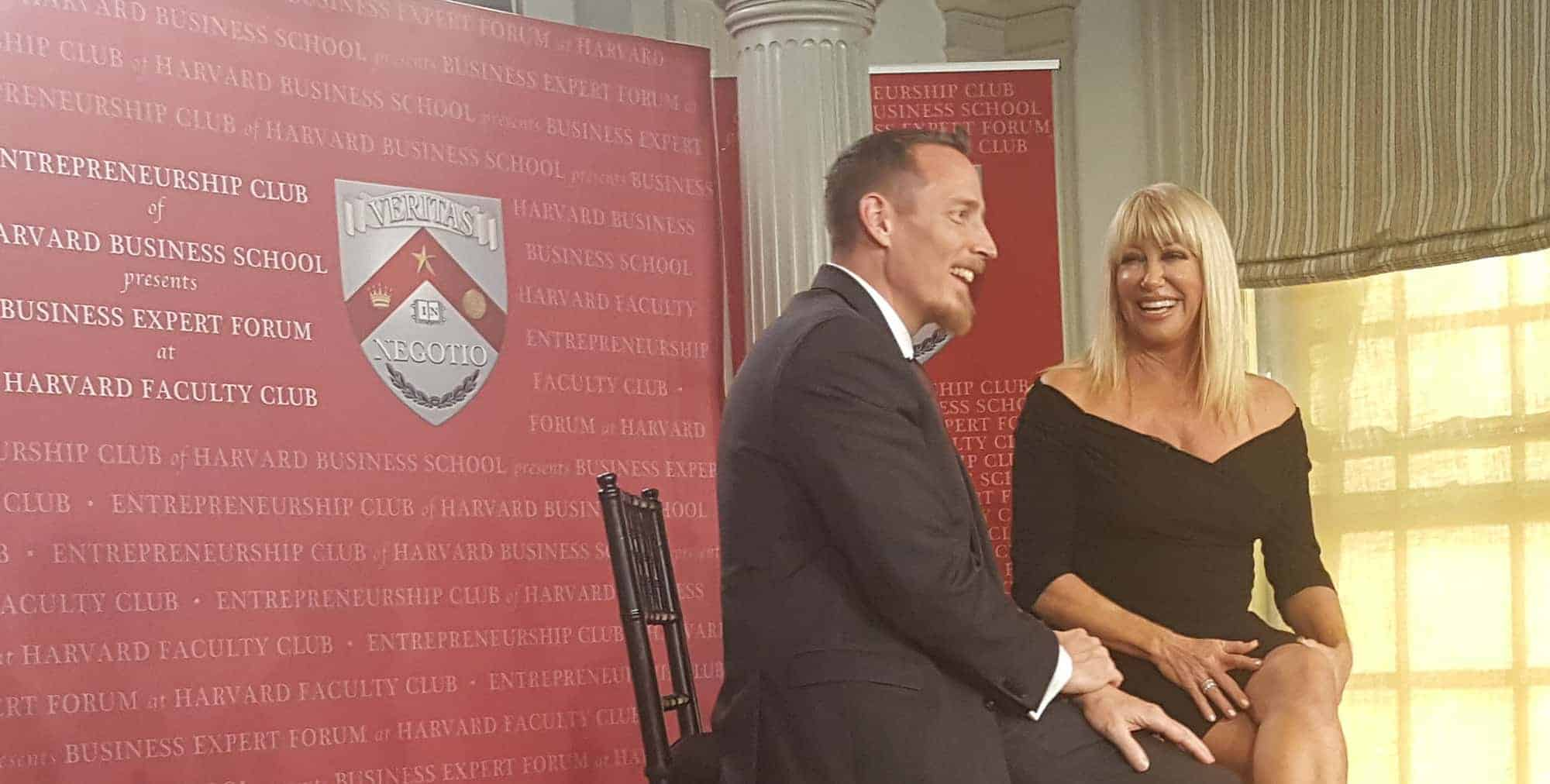 Suzanne Somers and Dr. Osborne Talk Functional Medicine