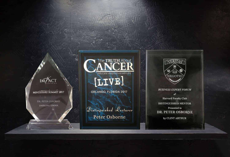 Dr. Peter Osborne Awards