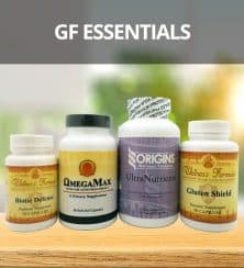 gluten free supplements essentials