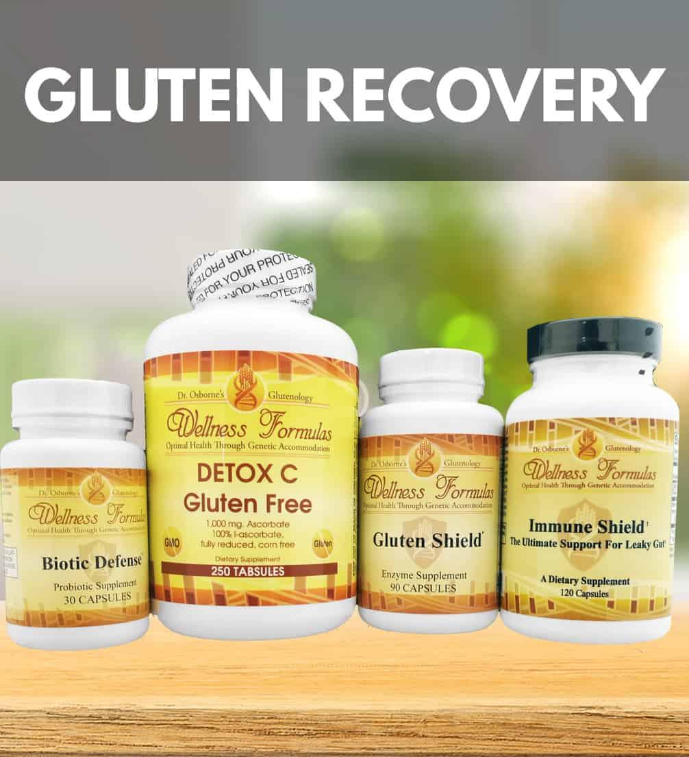 gluten recovery - Gluten Recovery Bundle