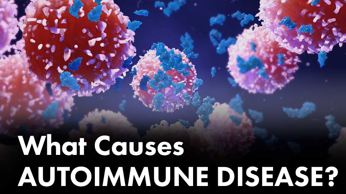 What Is The Root Cause Of Autoimmune Disease? | Gluten-Free