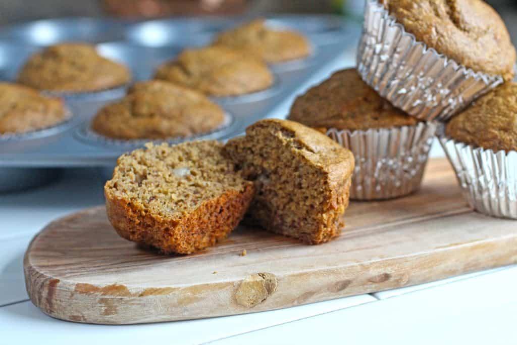 grain free muffin recipe