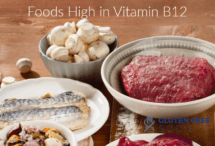 Foods high in vitamin b12 215x146 - Crash Course on Vitamin B12