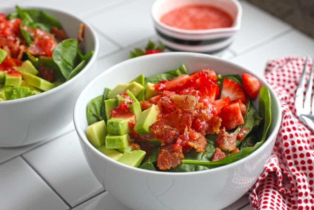 gluten free salad recipe