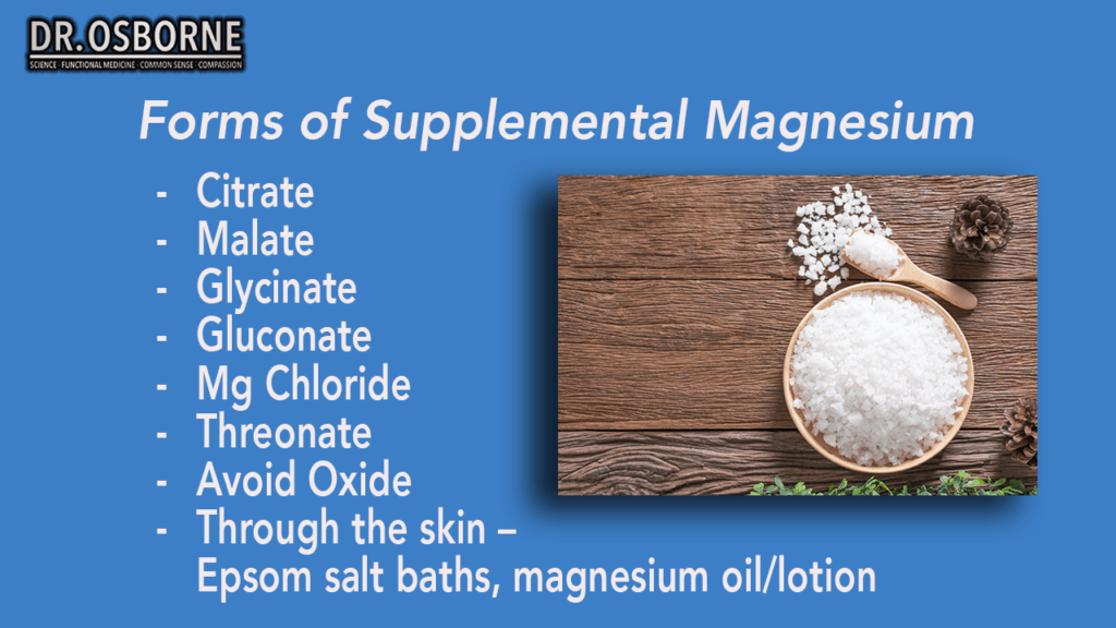 7 1 Magnesium Supplemental 6 1024x576 - Everything You Need to Know About Magnesium