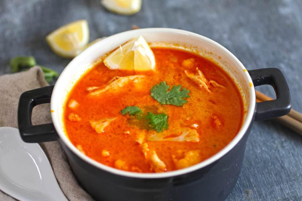 no grain no pain chicken curry recipe