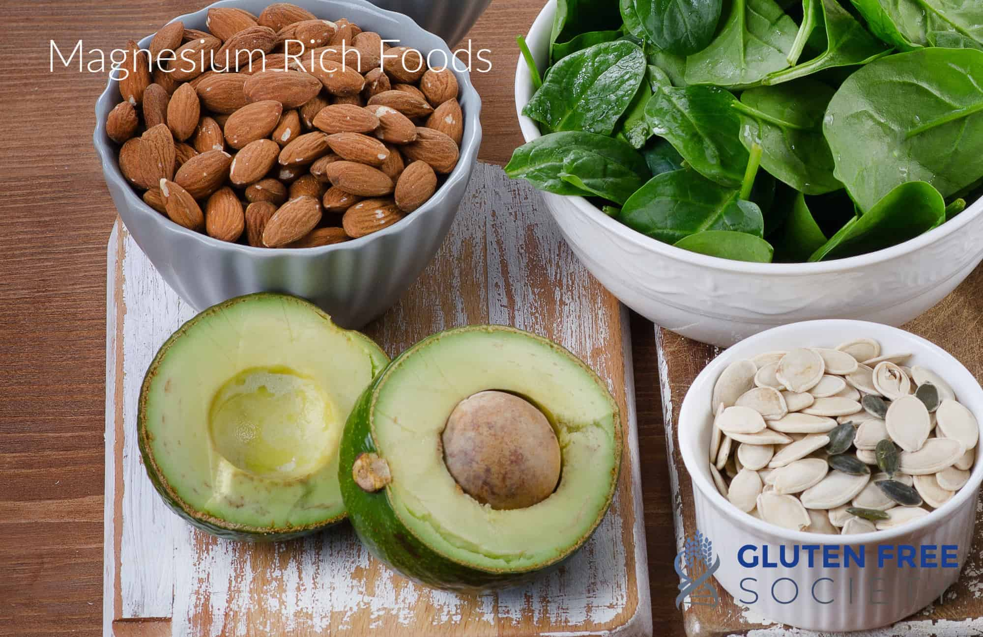 Magnesium rich foods - Everything You Need to Know About Magnesium