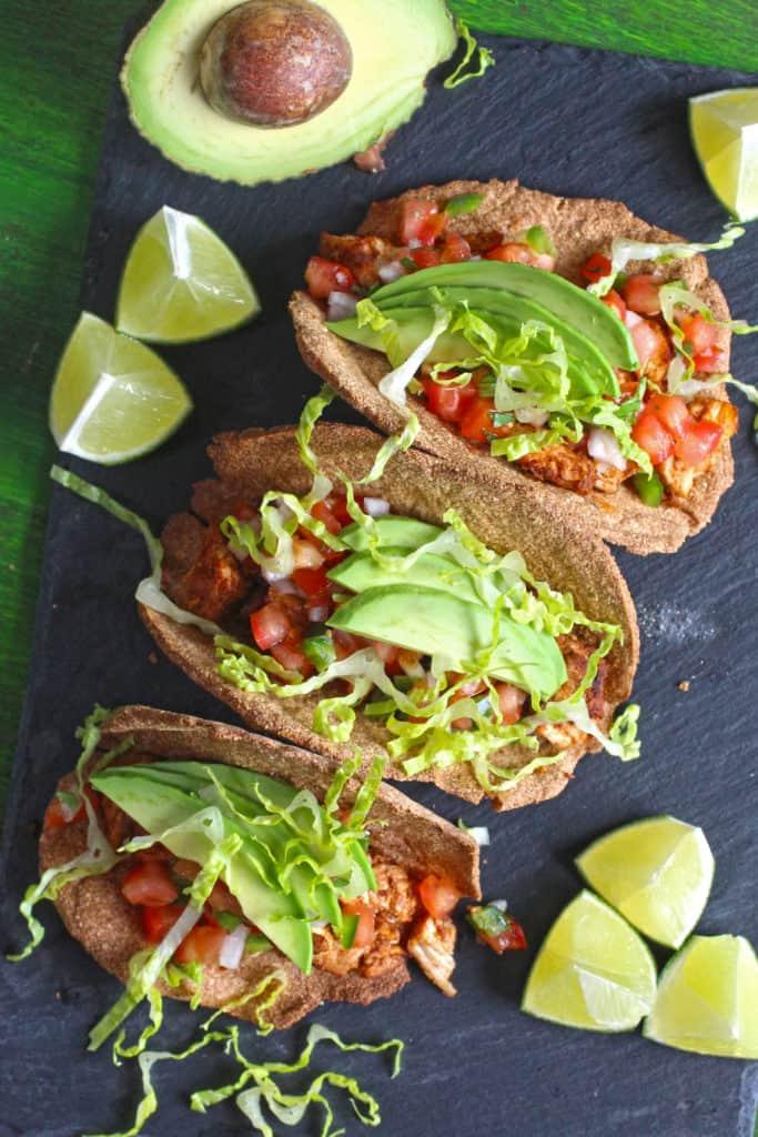 warrior bread taco recipe
