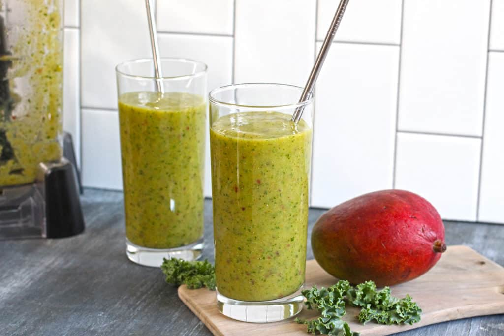 No Grain No Pain approved smoothie