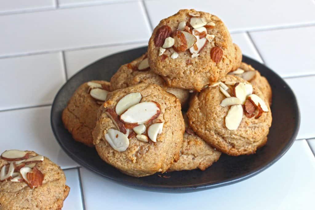 Almond Cookie recipe - grain free