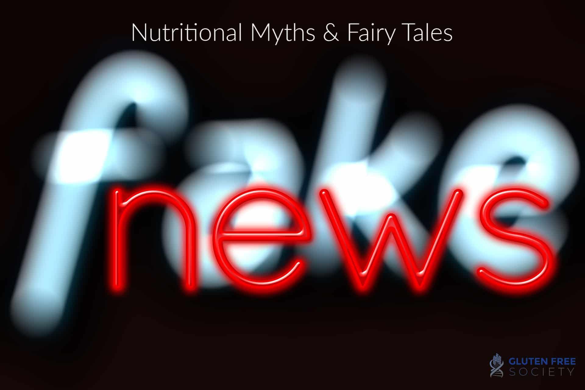 nutritional myths