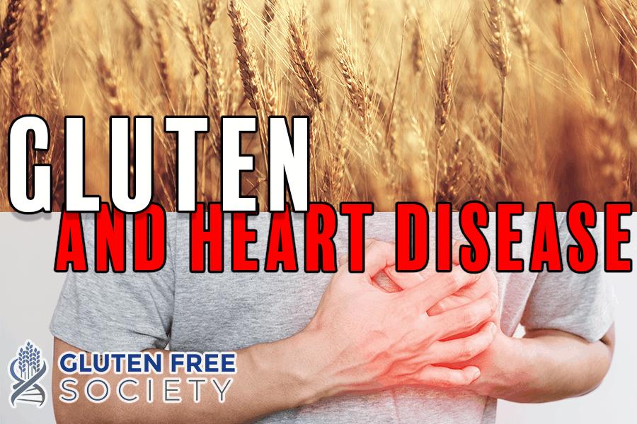 gluten causes heart disease