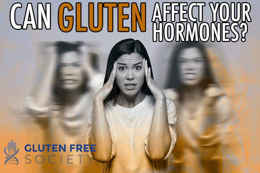 gluten and hormones