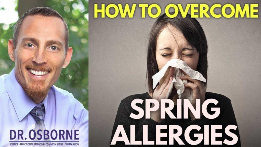 Gluten and Spring Allergies