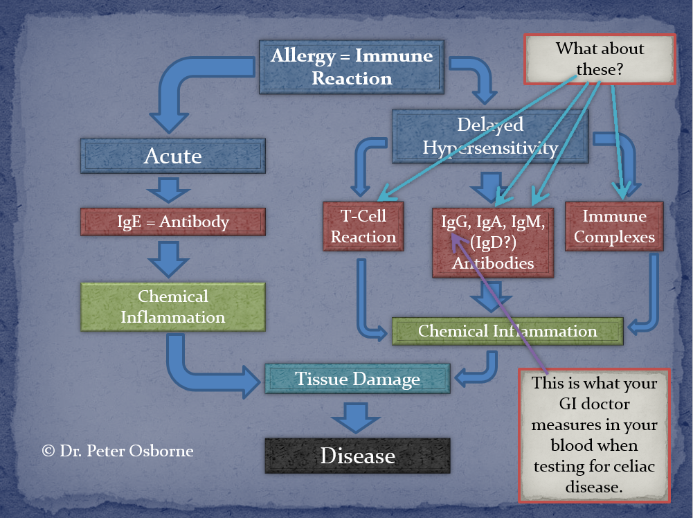 Allergy Reactions - Gluten Free Society