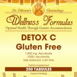 Gluten Free Vitamin C supplement