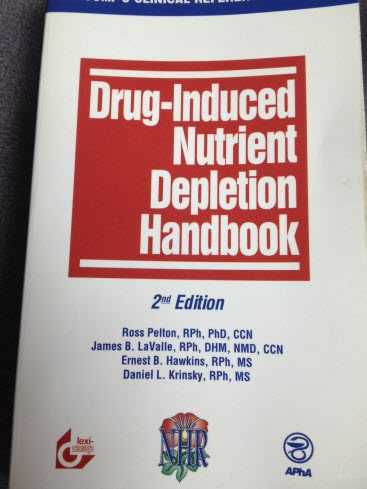 Drugs and Nutrient Depletion