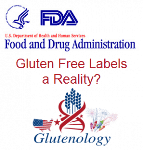 FDA approves gluten free labeling