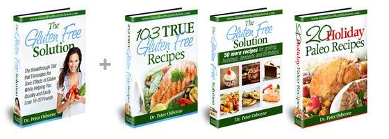 GFHS Complete gluten free package