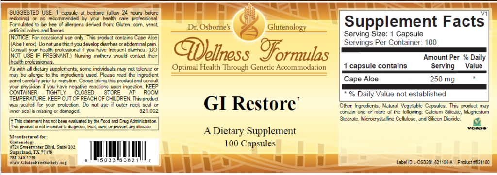 GI Restore