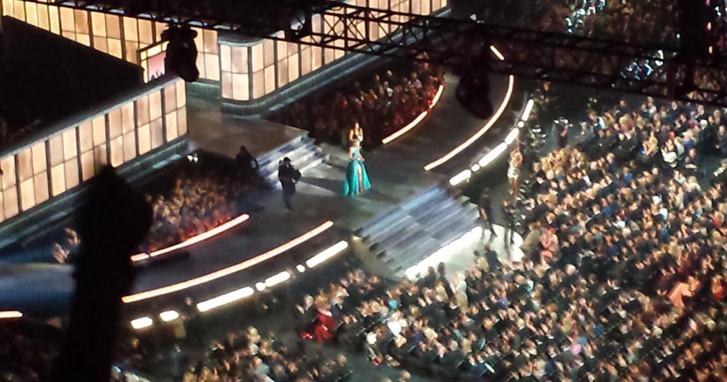 Grammys gluten free Taylor Swift