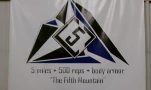 The 5th Mountain Ultra WOD