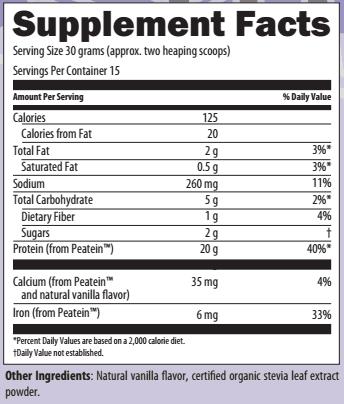 Ultra Protein Vanilla
