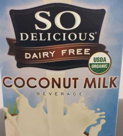 carregeenan in milk substitutes