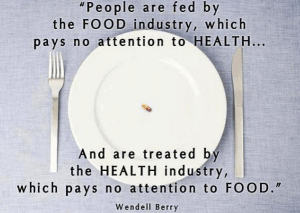 modern food sucks