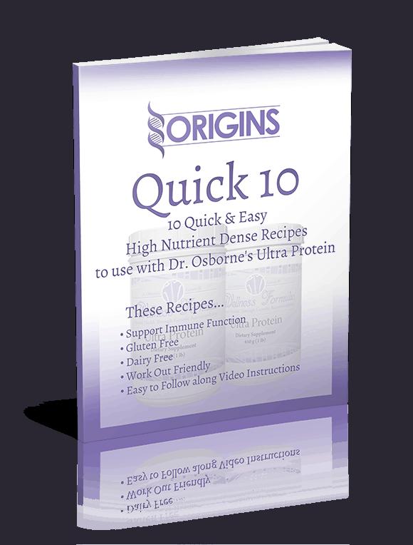 quick10 - Gluten Free Protein Supplement