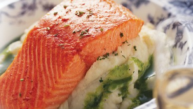 Healthy, wild caught, mercury tested salmon